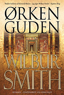 Ørkenguden, Wilbur Smith