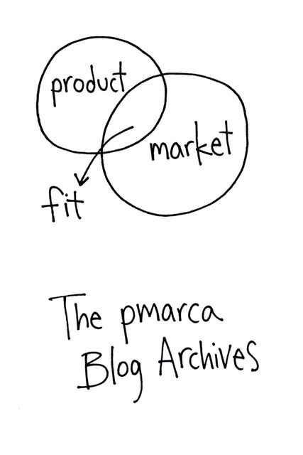 The Pmarca Blog Archives, Marc Andreessen