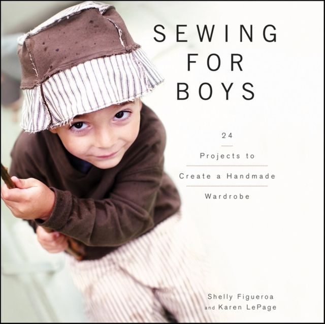 Sewing for Boys, Shelly Figueroa