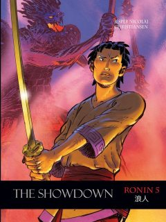 Ronin 5 – The Showdown, Jesper Nicolaj Christiansen