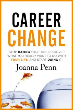 Career Change, Joanna Penn