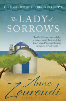 The Lady of Sorrows, Anne Zouroudi