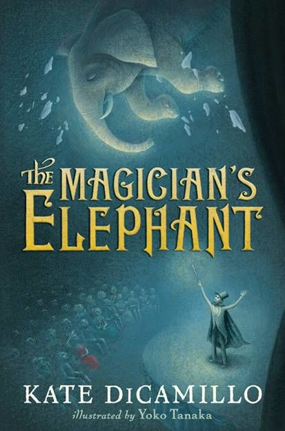 The Magician's Elephant, Kate DiCamillo