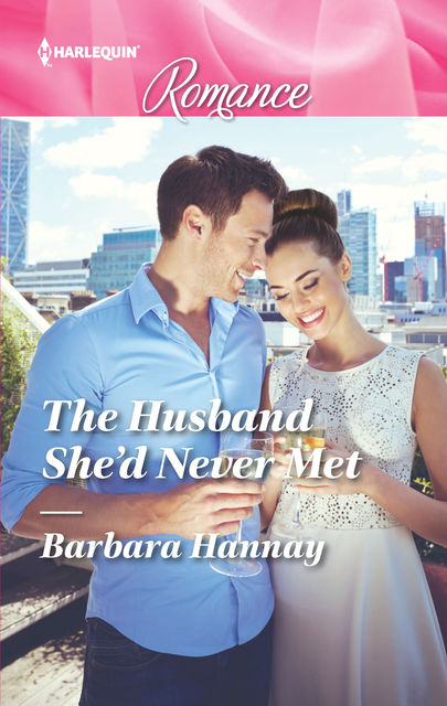 The Husband She'd Never Met, Barbara Hannay