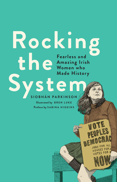 Rocking the System, Siobhan Parkinson