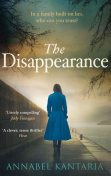 The Disappearance, Annabel Kantaria