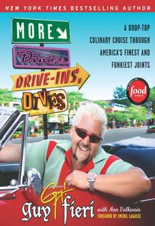 More Diners, Drive-ins and Dives, Guy Fieri, Ann Volkwein