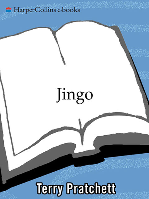 Jingo, Terry David John Pratchett