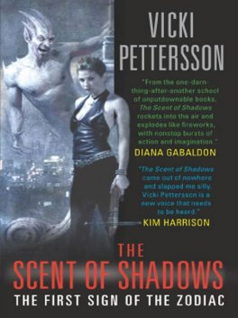 Scent of Shadows, Vicki Pettersson
