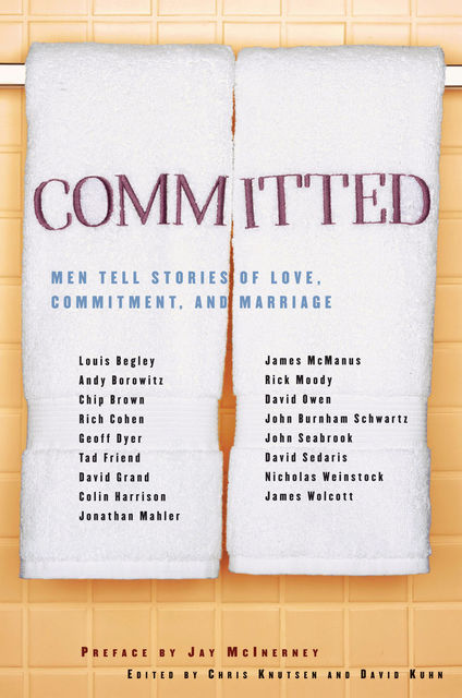 Committed, Chris Knutsen