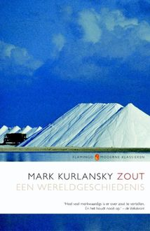 Zout, Mark Kurlansky
