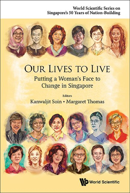 Our Lives to Live, Kanwaljit Soin, Margaret Thomas