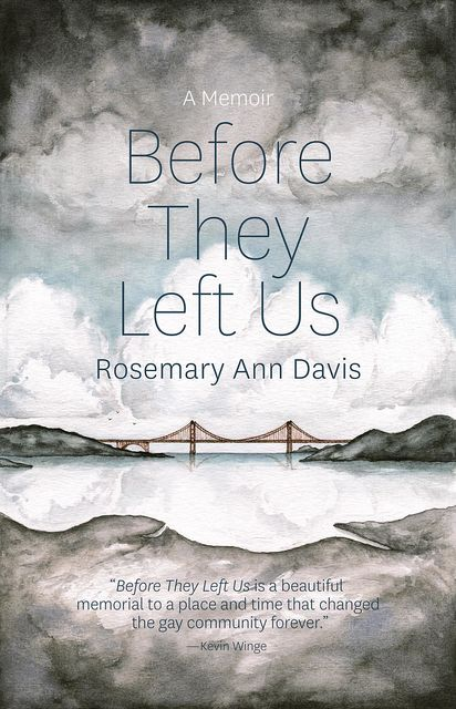 Before They Left Us, Rosemary Ann Davis