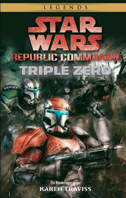 Star Wars: Republic Commando, Karen Traviss