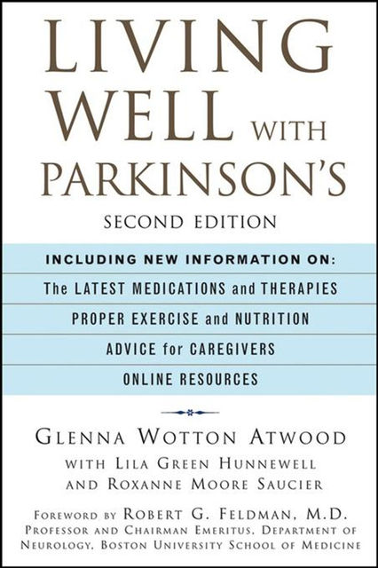 Living Well with Parkinson's, Glenna Wotton Atwood