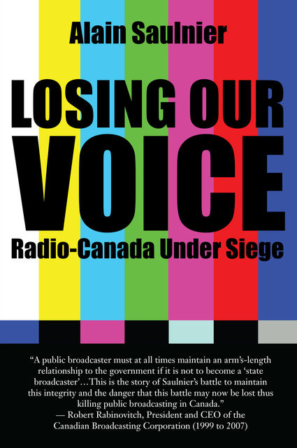 This Was Radio-Canada, Alain Saulnier