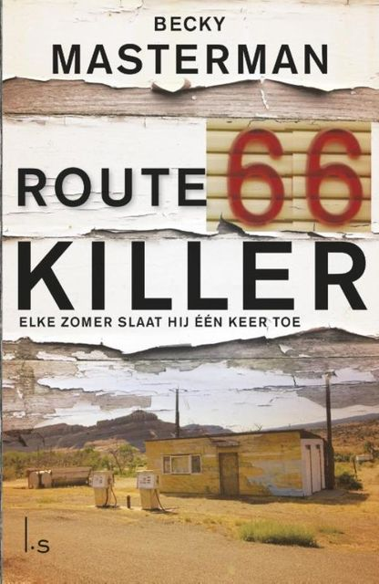 Route 66 killer, Becky Masterman