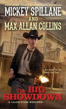 The Big Showdown, Mickey Spillane, Max Allan Collins