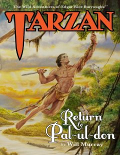 Tarzan: Return to Pal-ul-don, Will Murray