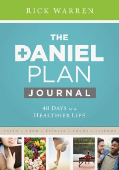 Daniel Plan Journal, Rick Warren