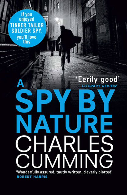 A Spy by Nature, Charles Cumming