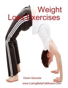 Weight Loss Exercises, Oswin Dacosta