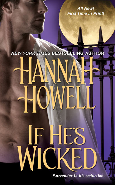 If He's Wicked, Hannah Howell