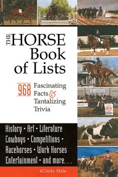 The Horse Book of Lists, Cindy Hale