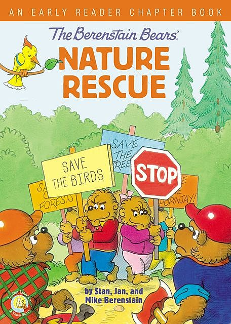 The Berenstain Bears' Nature Rescue, Jan Berenstain, Mike Berenstain, Stan Berenstain