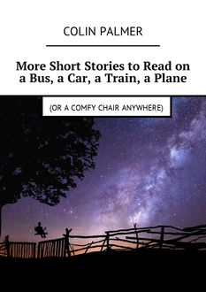 More Short Stories to Read on a Bus, a Car, a Train, a Plane (or a comfy chair anywhere), Colin Palmer