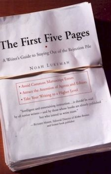The First Five Pages, Noah Lukeman
