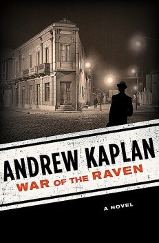 War of the Raven, Andrew Kaplan