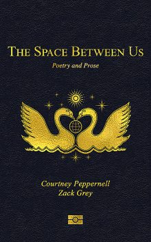 The Space Between Us, Courtney Peppernell, Zack Grey