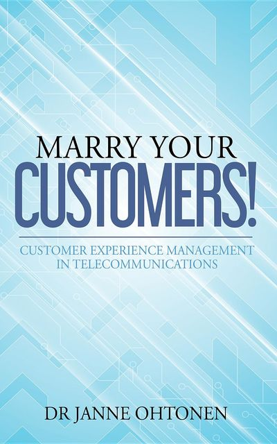 Marry Your Customers, Janne Ohtonen