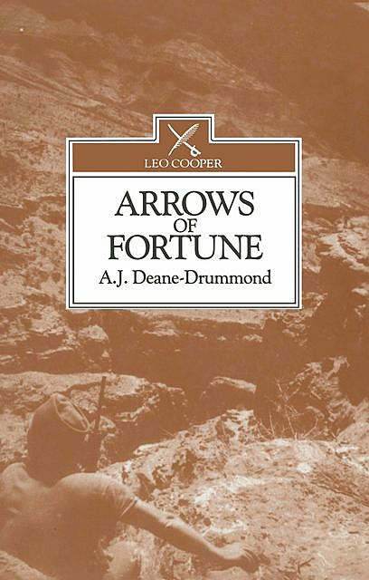 Arrows of Fortune, A.J. Deane-Drummond