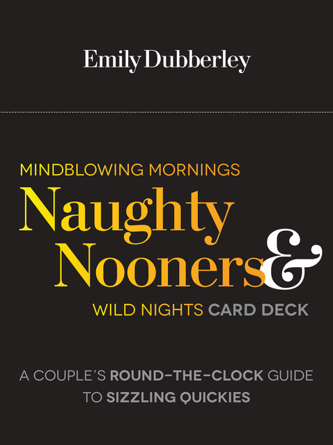Quickies mini book, Emily Dubberley