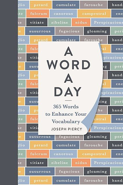 A Word a Day, Joseph Piercy