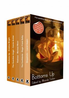 Bottoms Up, Laurel Aspen, Kristina Wright, Carole Archer, Roger Frank Selby, Marissa Moon