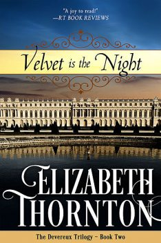 Velvet is the Night, Elizabeth Thornton