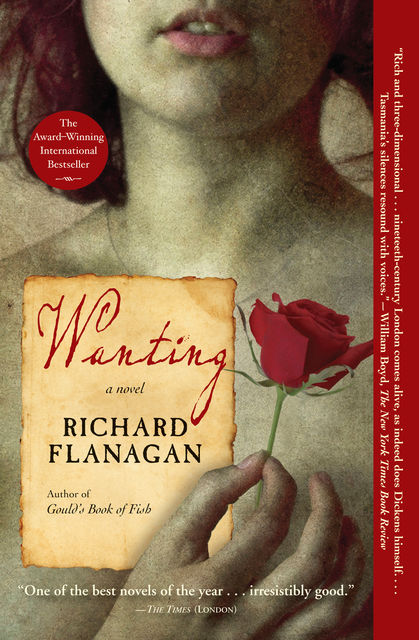 Wanting, Richard Flanagan
