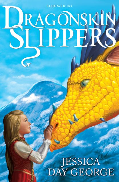 Dragon Slippers, Jessica Day George