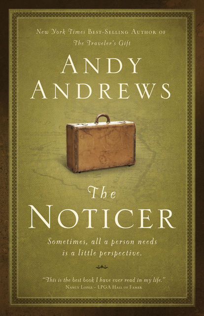 The Noticer, Andy Andrews