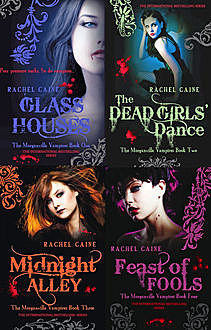 The Morganville Vampires Collection, Rachel Caine