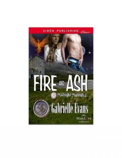 Evans, Gabrielle – Fire and Ash [Midnight Matings 3] (Siren Publishing Classic ManLove), Gabrielle Evans