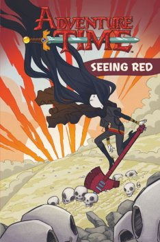 Adventure Time Vol. 3 OGN: Seeing Red, Kate Leth