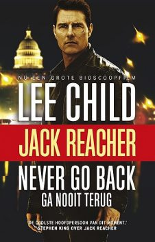Ga nooit terug, Lee Child