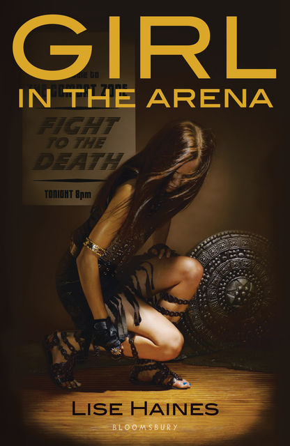 Girl in the Arena, Lise Haines