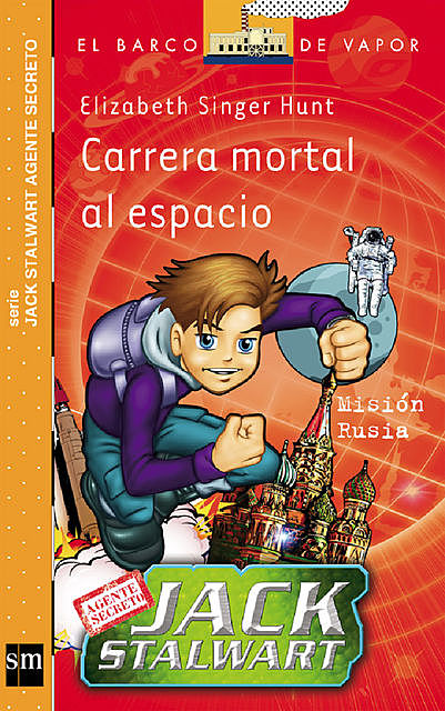Carrera mortal al espacio (eBook-ePub), Elizabeth Hunt