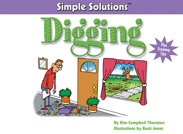 Digging, Kim Campbell Thornton
