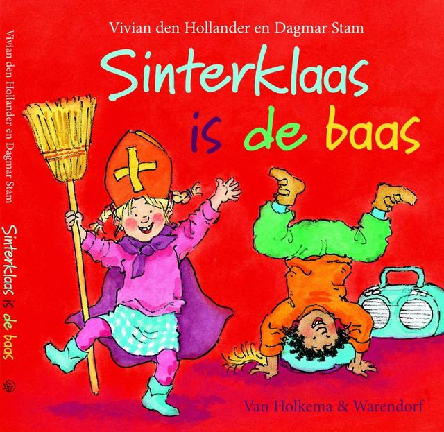 Sinterklaas is de baas, Hollander Den